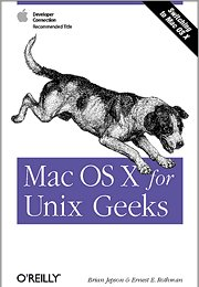 MacOS X for Unix Geeks